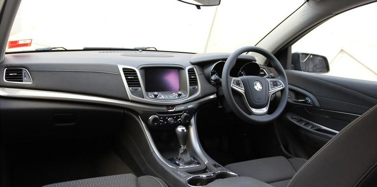 Holden VF Sportwagon Vs Mazda 6 Touring - 15