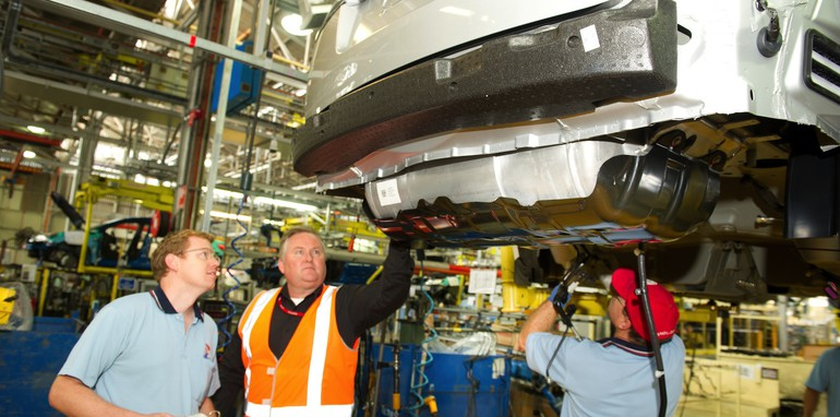 Holden manufacturing 2