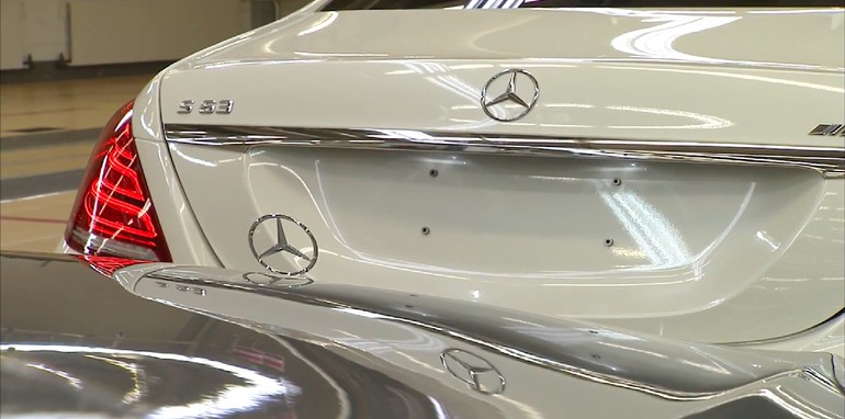 Mercedes-Benz S63 AMG - 2