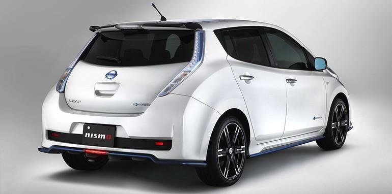 Nissan Leaf Nismo Performance Packag - 2