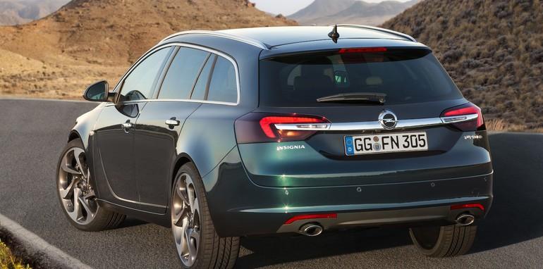 Opel Insignia Facelift - 12