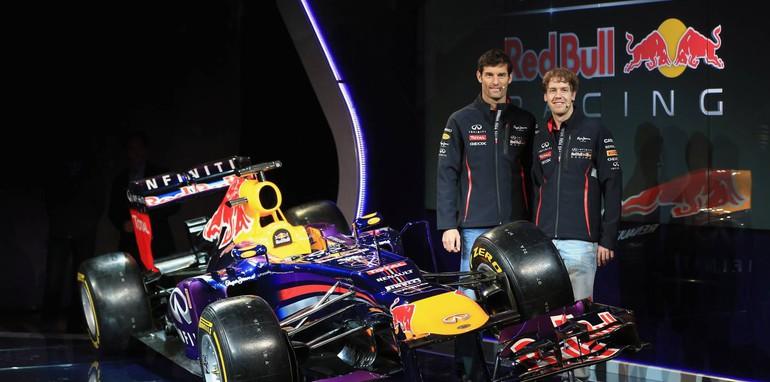 Red Bull team pic