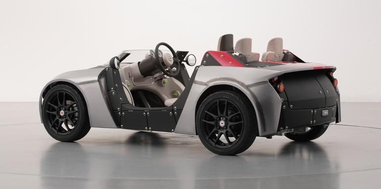 Toyota Camatte57s Concept - 8