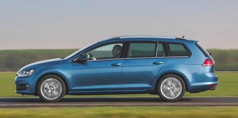 Volkswagen Golf Wagon - 3