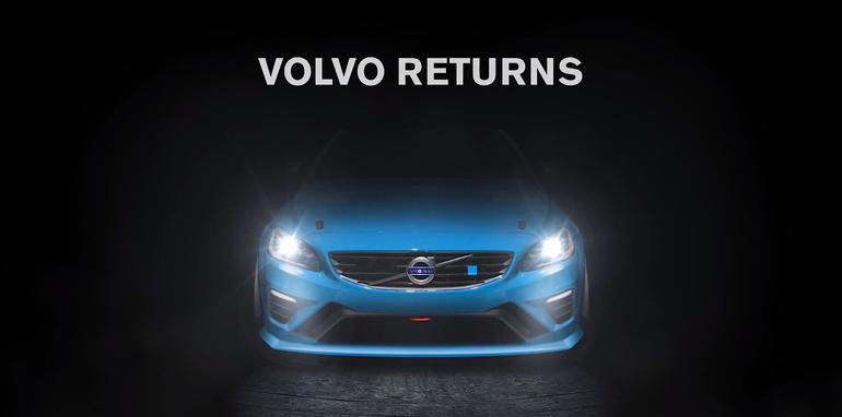 Volvo V8 Supercars