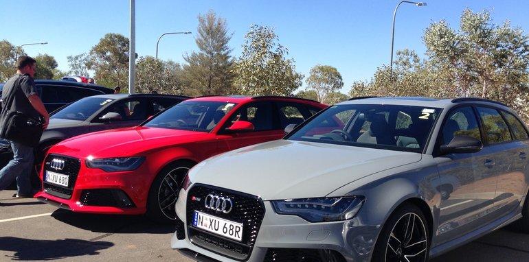 2013 Audi RS6 Avant 1