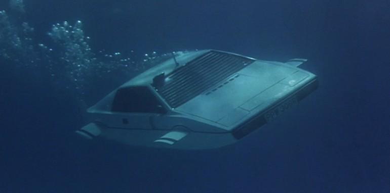 JamesBond Lotus Esprit - 2