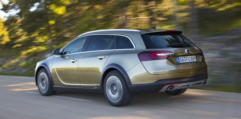 Opel Insignia Country Tourer - 5