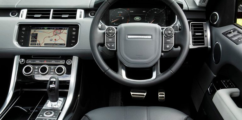 Range Rover Sport int 1