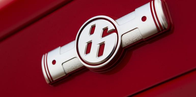 2012 Toyota 86 piston logo