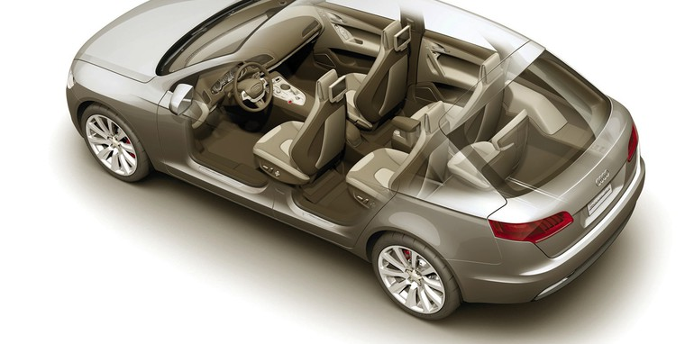 Audi Roadjet Concept - 2