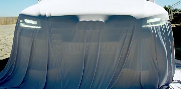 Audi S8 Teaser