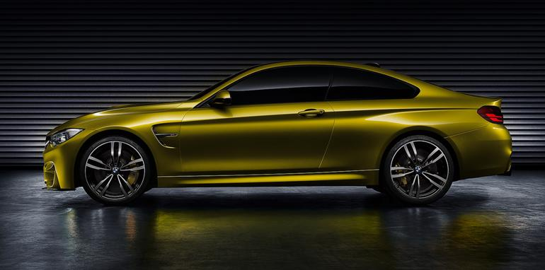 BMW M4 Coupe Concept - 6