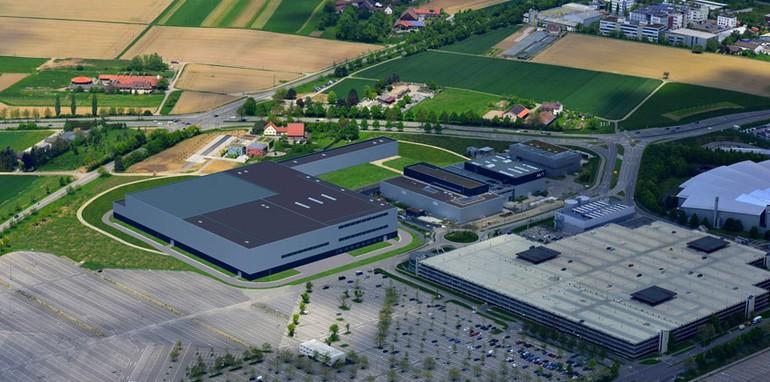 Daimler - vehicle safety technology centre
