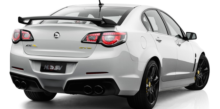 hsv gts fastest aussie car ever claims 4 4 second 0 100km h. Black Bedroom Furniture Sets. Home Design Ideas