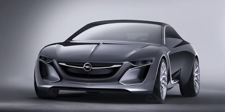 Opel Monza Concept - 1