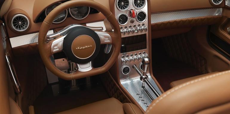 Spyker B6 Venator Spyder Concept20