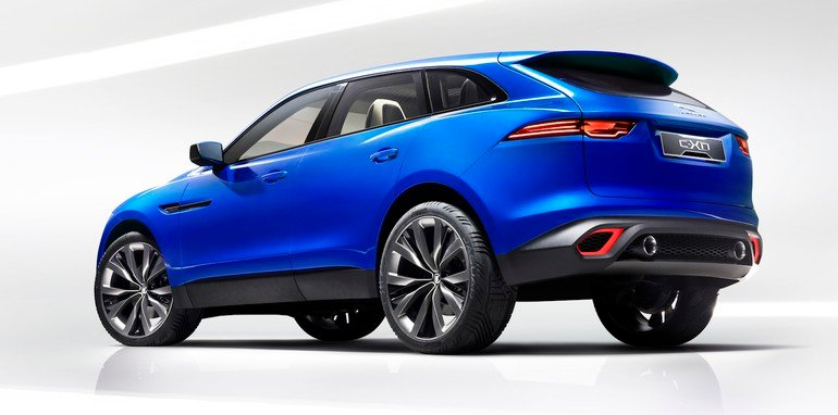 Jaguar C-X17_studio10