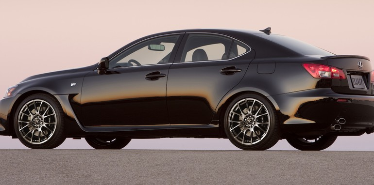 2014 lexus is f gs updates revealed in us. Black Bedroom Furniture Sets. Home Design Ideas