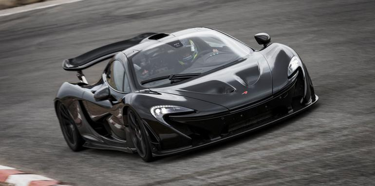 McLaren P110
