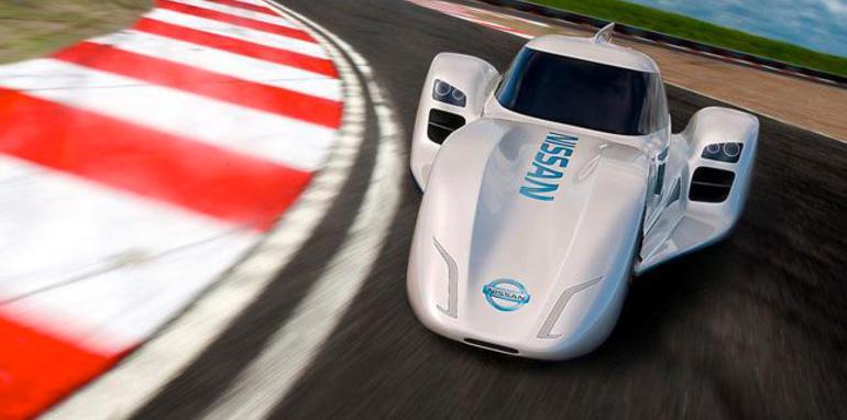 Nissan ZEOD RC3