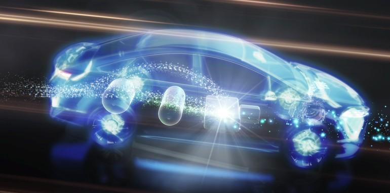 Toyota FCV-R Concept Teased - 2