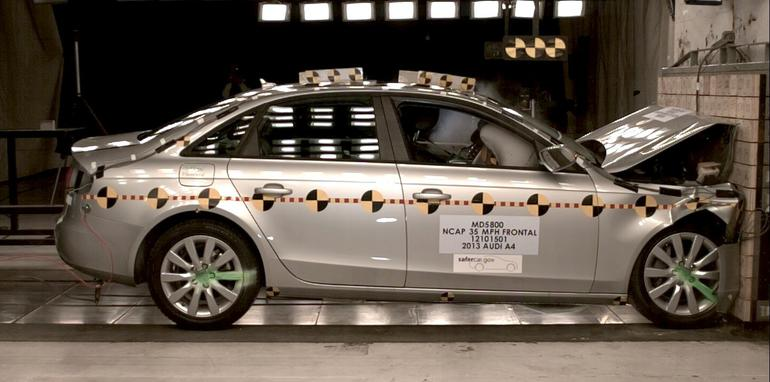 Audi A4 - Safecar