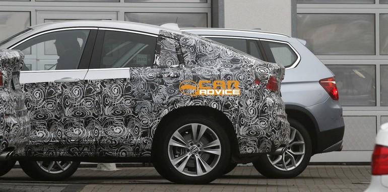 BMW X4 vs X3 5