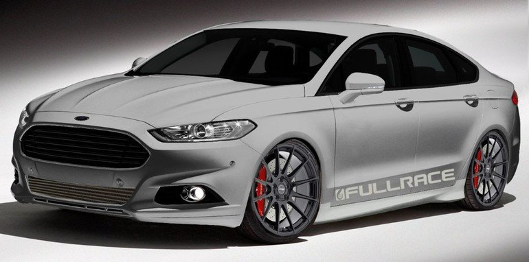 Ford Fusion1