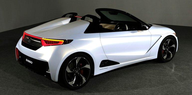 Honda S660 Concept - 3