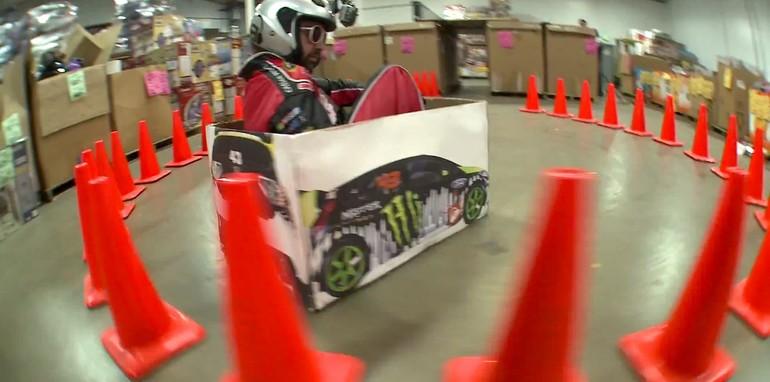 Ken Box - Crazy Cart