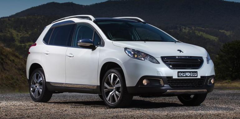 Peugeot 2008, Renault Captur, Opel Mokka, 6