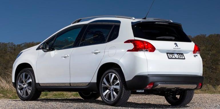 Peugeot 2008 e-HDi - 2