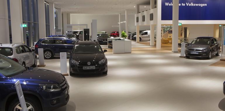 Volkswagen service 3