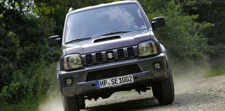 2013-Suzuki-Jimny