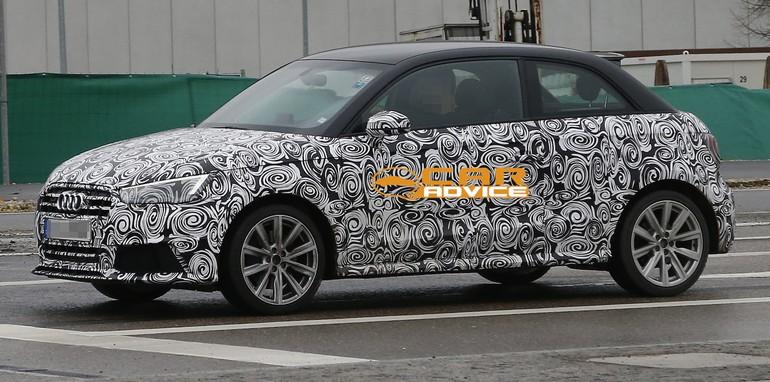 Audi S1 Spied - 5