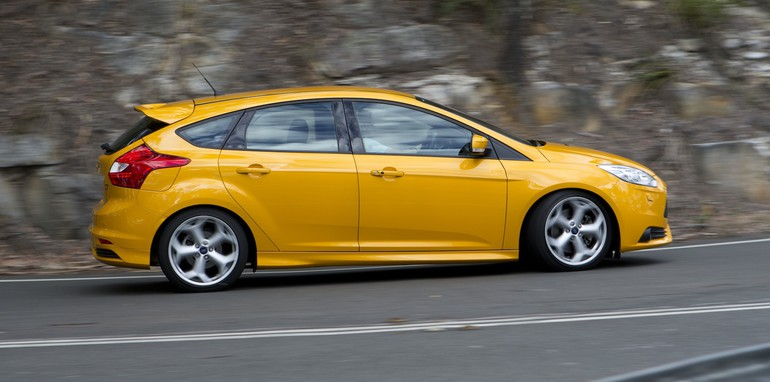 Ford Focus ST 25