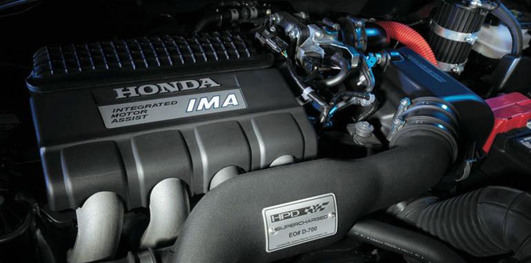 Honda CRZ HPD - 7