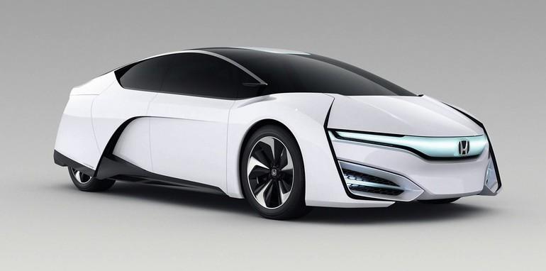 Honda FCEV Concept - 1