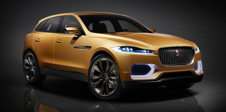 jaguar f pace suv prototype revealed in sky cycling livery. Black Bedroom Furniture Sets. Home Design Ideas