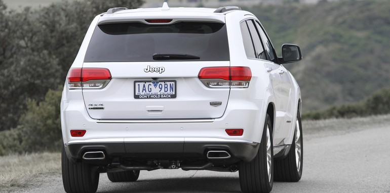 Jeep Grand Cherokee Summit - 2