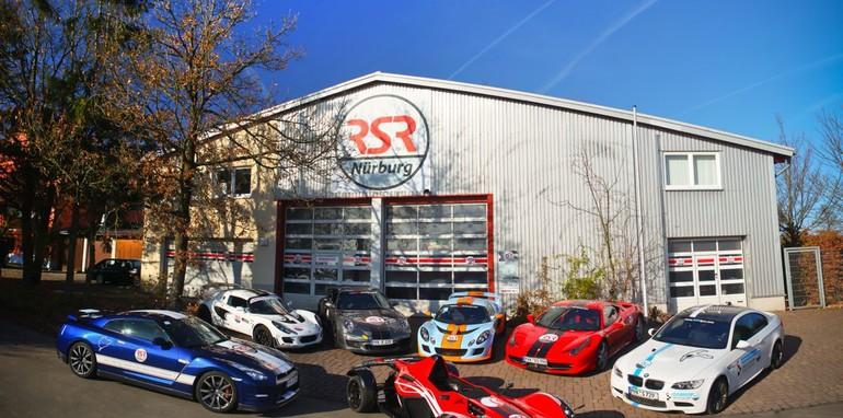 The Nurburgring expreinece: Renualt Megane RS26501
