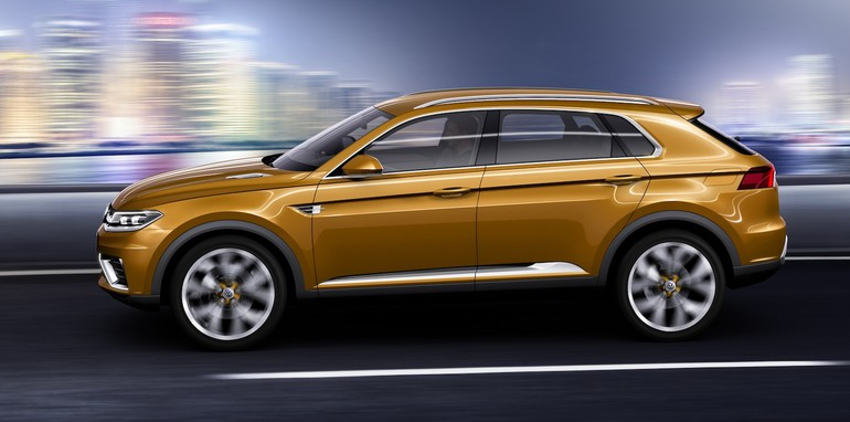 Volkswagen CrossBlue Coupe concept - 2