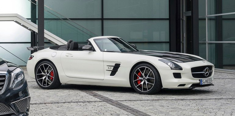 Mercedes-Benz S 65 AMG und SLS AMG GT FINAL EDITION