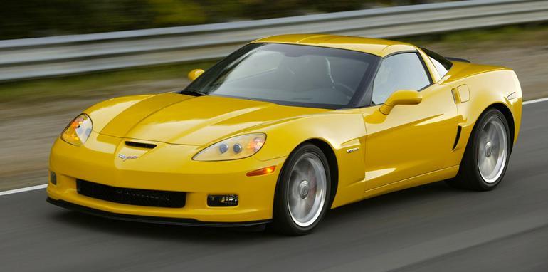 Chevrolet Corvette Z06 - 2006