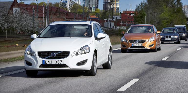 Volvo autonomous driving pilot project - 1