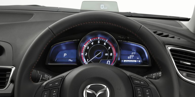 2014 Mazda 3 : pricing and specifications 2014 Mazda 3 Wheel Specs