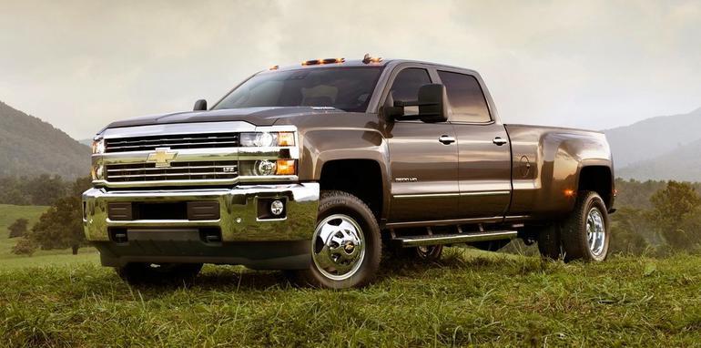 Chevrolet-Silverado