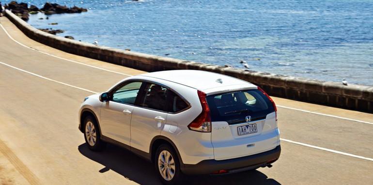 Honda CR-V Diesel 08