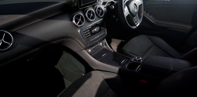 Mercedes-Benz A-Class 7